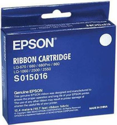 Picture of Epson Ribbon cartridge