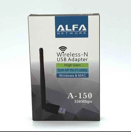 Picture of Alfa Wireless - n Usb Adapter