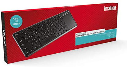 Picture of Imation wireless keyboard with touch pad