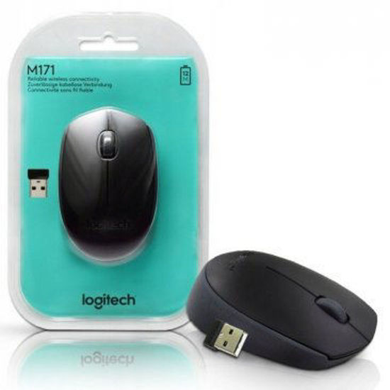 Picture of Logitech Wireless Mouse