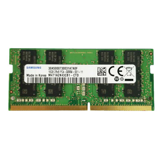 Picture of SAMSUNG 16gb DDR4 ram for Laptop