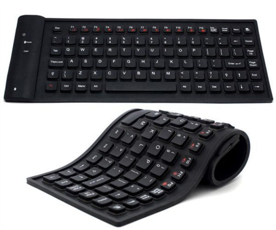 Picture of Flexible keyboard