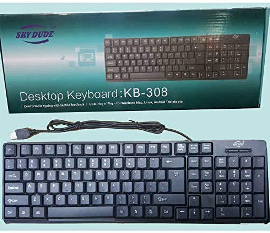 Picture of Sky dude usb keyboard kb-308