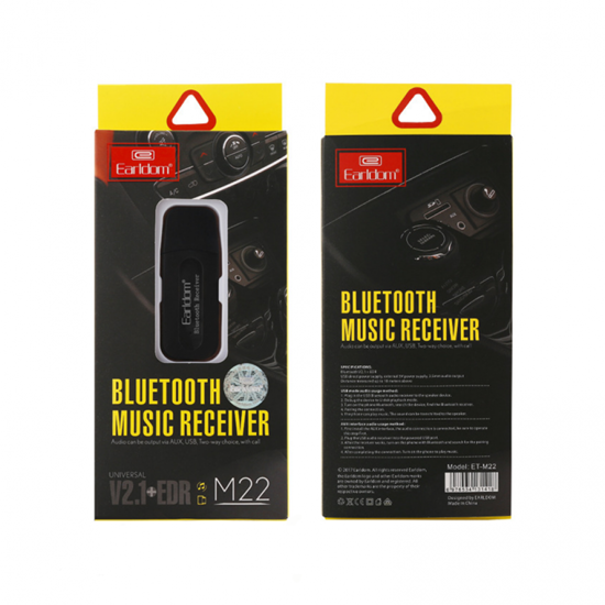 Picture of Earldom Bluetooth Receiver M22
