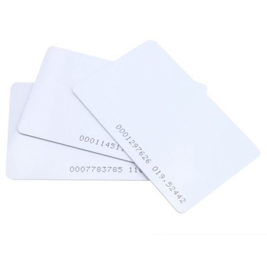 Picture of RFID Card