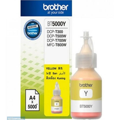 Picture of Brother Bt 5000 yellow ink