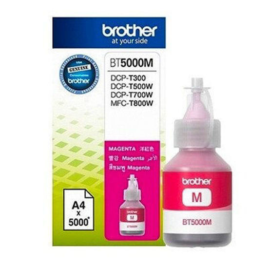 Picture of Brother 5000 Magenta ink