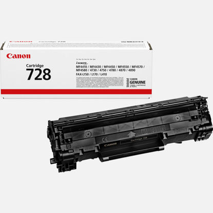 Picture of Canon Toner 728