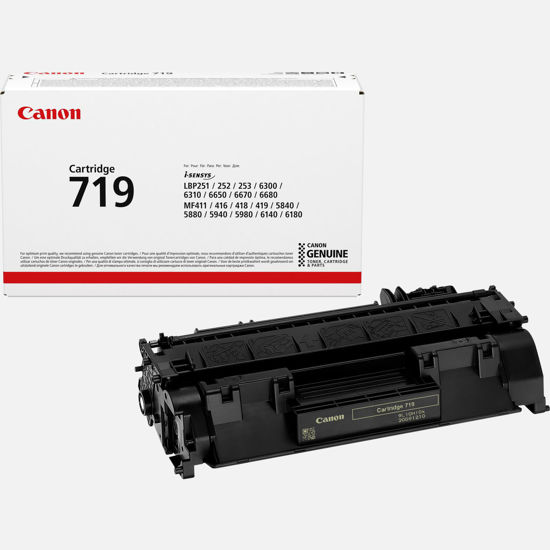 Picture of Canon Toner 719
