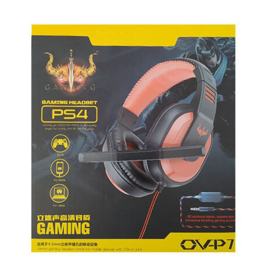 Picture of Ovleng headset Ov-P7