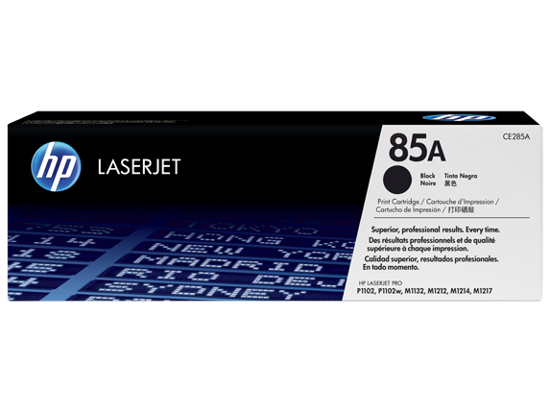 Picture of Hp Compatible Toner 85A