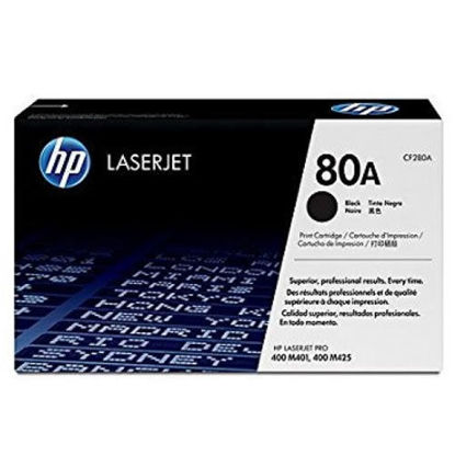 Picture of Hp Compatible toner 80A