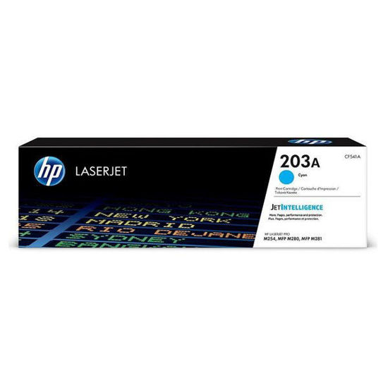 Picture of Hp Compatible Toner 203a (cf541)