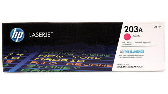 Picture of Hp Compatible Toner 203a (cf543)