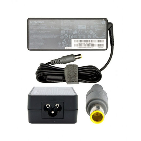 Picture of Lenovo adapter 20v 3.25a big pin