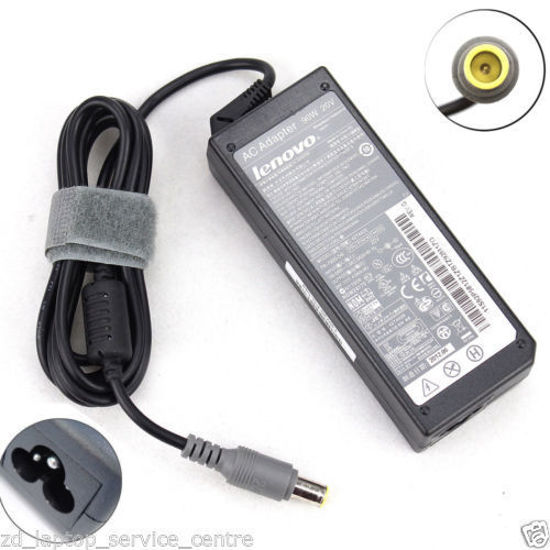 Picture of Lenovo adapter 20v 4.5a