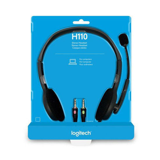 Picture of Logitech headset h110